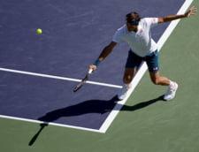 Roger Federer si-a aflat adversarul din marea finala de la Indian Wells