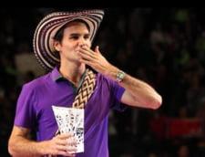 Roger Federer si-a ales favorita la castigarea Australian Open: E o incantare sa o vad jucand