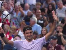 Roger Federer straluceste la Cupa Hopman