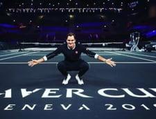 Roger Federer trece la fapte dupa criticile lansate de Greta Thunberg
