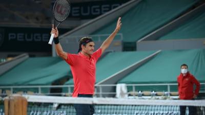 Roger Federer va ieși din Top 10. Elvețianul va fi depășit de un polonez și de un norvegian