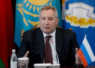 Rogozin, dupa ce Romania a inchis spatiul aerian pentru avionul sau: Asteptati-va la un raspuns, nenorocitilor!