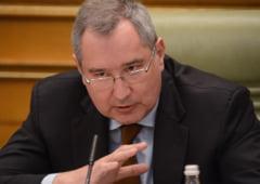 Rogozin a tranzitat prin aer Romania, in ciuda interdictiei UE UPDATE: Ce spune Romatsa