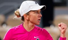 Roland-Garros 2020. Favoritele cad pe capete pe jumatatea de tablou a Simonei Halep. Cum arata acum traseul romancei spre finala