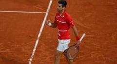 Roland-Garros 2020. Finala de vis in turneul masculin. Novak Djokovic, calificat dupa un meci dramatic, in 5 seturi