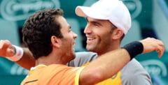 Roland-Garros 2020. Horia Tecau, in turul doi la dublu dupa 22 de minute de joc. Perechea Begu - Olaru, eliminata