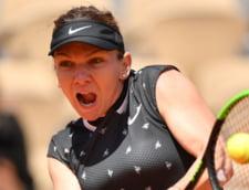 Roland-Garros 2020. Nota 10 pentru Simona Halep la debut. Romanca a fost condusa, dar a castigat 10 ghemuri la rand si s-a calificat in turul 2. Irina Begu, viitoarea adversara