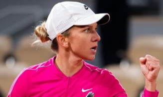 "Roland-Garros 2020. Prima reactie a Simonei Halep dupa eliminarea in optimi: ""Voi manca o ciocolata si sper ca maine sa fiu mai bine"""