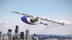 Rolls Royce dezvolta un sistem de propulsie pentru taxiul zburator