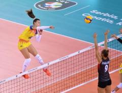 România, încă o înfrângere la Campionatul European de Volei. Suedia a câștigat clar meciul de la Cluj-Napoca
