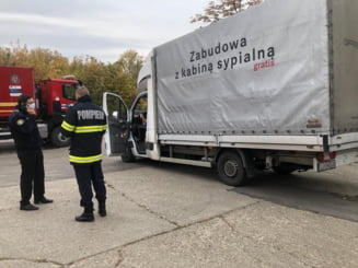 România a primit 50 de concentratoare de oxigen de la Polonia pentru pacienții infectați cu coronavirus