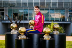 """Românul care l-a cunoscut pe Messi: """"I-am dat cartea mea de vizită și i-am spus să mă sune când vrea 30 de milioane salariu """""""