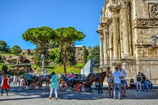 Roma impune noi reguli pentru localnici, dar si pentru turisti