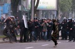 """Roman grav ranit in razboiul Ucrainei. """"Cu teroristii lupta doar oamenii simpli, din popor!"""" Interviu"""