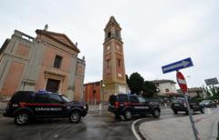 Roman prins la furat in Italia, impuscat mortal. Politician italian: Hotul a murit la locul de munca