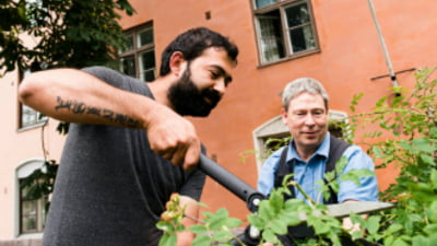 Roman stabilit in Finlanda: Suntem puternici si vrem sa muncim