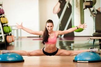 Romanca ce detine titlul de Miss Fitness Universe 2013, despre cum obtii corpul perfect - Interviu