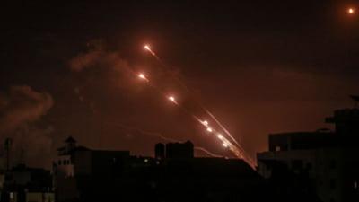 "Romanca stabilita in Israel, despre crunta realitate a razboiului: ""Daca pleaca racheta din Gaza, ai 15 secunde sa te adapostesti"""
