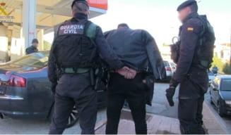 "Romance fortate tot de romani sa se prostitueze in Catalonia, eliberate de politia spaniola din ""cvasi-sclavie"""
