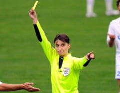Romancele arbitreaza in Women's Champions League