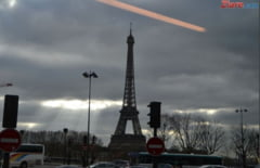Romani, hoti de lux la Turnul Eiffel: Castigau 4.000 de euro pe zi si traiau la hotel