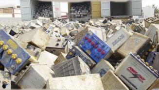 Romani anchetati penal in Italia pentru transport ilegal de deseuri toxice