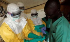 Romani in pericol de infectare cu Ebola in Sierra Leone - ce spune MAE despre starea lor