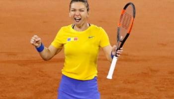 Romania - Elvetia la Fed Cup