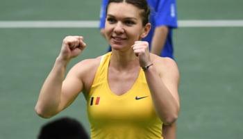 Romania - Franta la Fed Cup