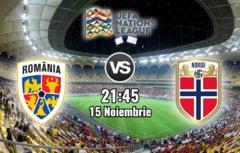 Romania - Norvegia: ponturi pariuri, cote de la 1.77 la 13.00!