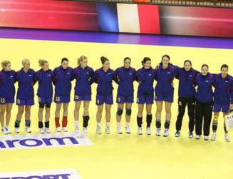 Romania - Slovacia, in barajul de calificare la Campionatul Mondial de handbal feminin