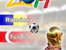 Romania - Turcia, la al 25-lea ''''razboi'''' in iarba