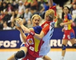 Romania - Ungaria, la Campionatul European de handbal feminin: Finala din grupe