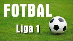 Romania: Etapa 9 din Liga 1 - clasamente si transmisiuni TV