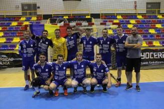 Romania, campioana europeana universitara la handbal