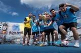 Romania, campioana mondiala la fotbal, dupa ce a invins in finala echipa Angliei