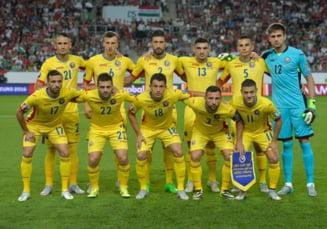 Romania, cifre impresionante in preliminariile Euro 2016: Lider intr-un top si codasa in altul