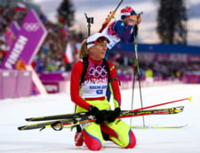 Romania, clasare onorabila la Mondialul de biatlon, in proba de stafeta feminina