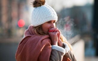 Romania, cuprinsa de un val de frig si un nor toxic in zilele urmatoare. Unde scad dramatic temperaturile