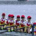 Romania, de neoprit. Inca o medalie de aur pentru tara noastra la Campionatul European de canotaj