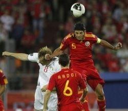 Romania, doar o remiza cu Belarus in preliminariile Euro 2012