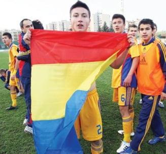 Romania, egal dramatic in primul meci la Campionatul European Under 17