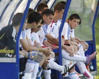Romania, eliminata de la Campionatul European Under 19