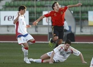 Romania, eliminata de la Campionatul European sub 17 ani