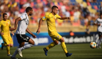 Romania, eliminata dramatic de Germania in semifinalele EURO U21