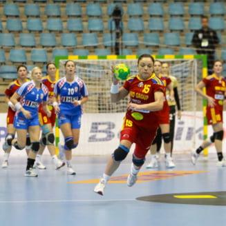 Romania, eliminata dramatic de la Campionatul Mondial de handbal