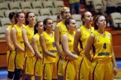 Romania, grupa grea in preliminariile CE de baschet feminin