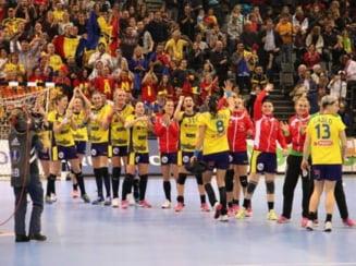 Romania, in Grupa A de la Campionatul Mondial de handbal feminin: Cunoastem cele patru nationale calificate in optimi