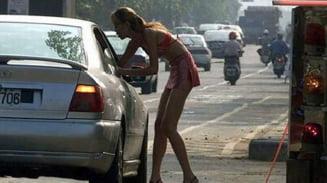 "Romania, in fruntea ""hartii prostitutiei europene"""