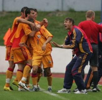 Romania, in grupa cu Franta si Slovacia in preliminariile Euro 2013